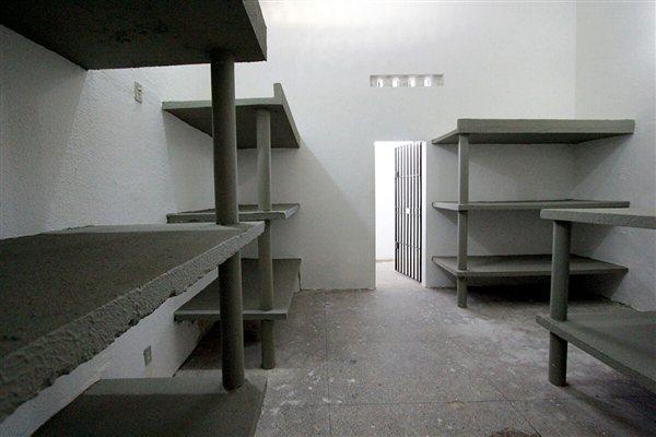 Celas do pavilhão 4 foram entregues no dia 15 de maio