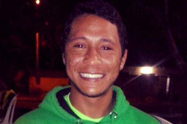 Alyson Deivid tinha 26 anos e foi executado com três tiros