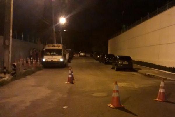 Blitz da Lei Seca aconteceu no bairro de Capim Macio e registrou quatro prisões