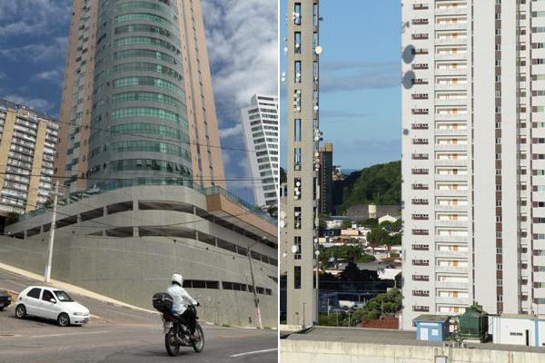 Para ultrapassar o maior edifício do mundo, seria necessário empilhar oito prédios semelhantes ao Mirante José Olímpio Filho
