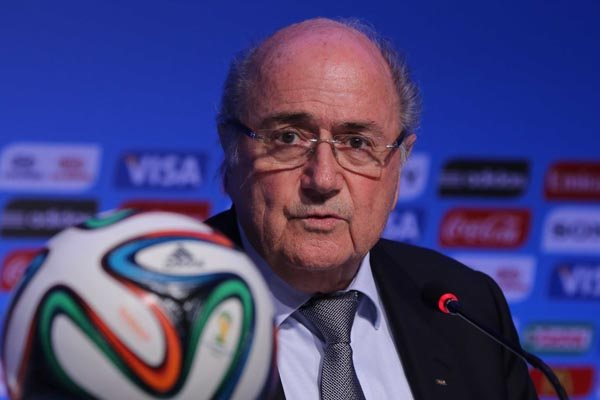 Joseph Blatter, ex-centroavante de um time na Suíça nos anos 1960, vai para o quinto mandato na entidade maior do futebol