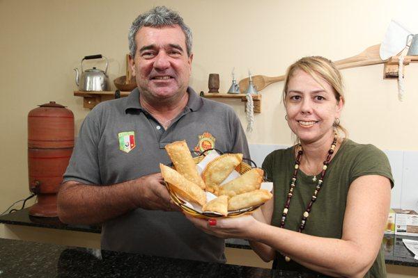 A versão natalense é cortesia do casal Ricardo e Flávia Cortez