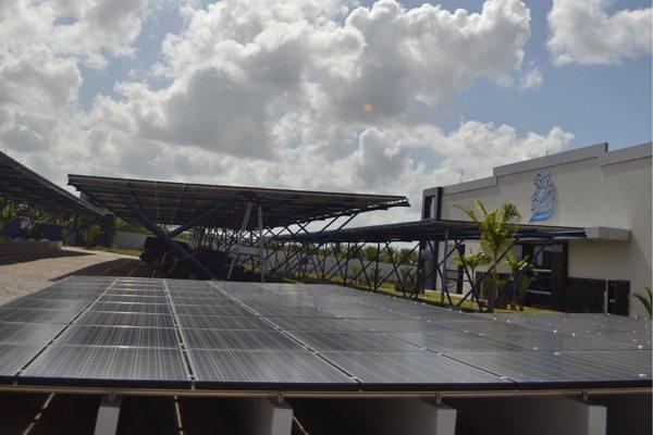 Geração de energia solar em indústria no RN: Incentivo