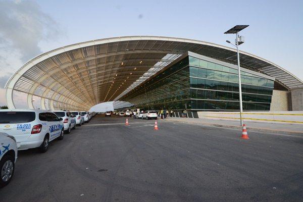 Estrutura do aeroporto é um dos trunfos do RN para receber hub