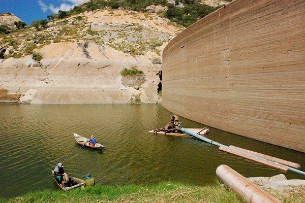 No Seridó potiguar, além do açude Itans e da barragem do Assu, o Gargalheiras também está com nível de água comprometido