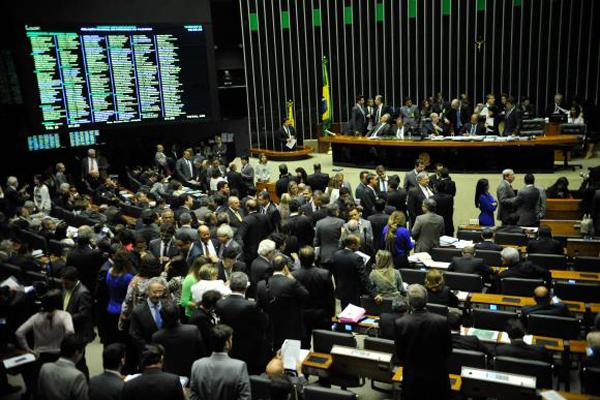 Câmara dos Deputados tem rotina intensa nos últimos dias