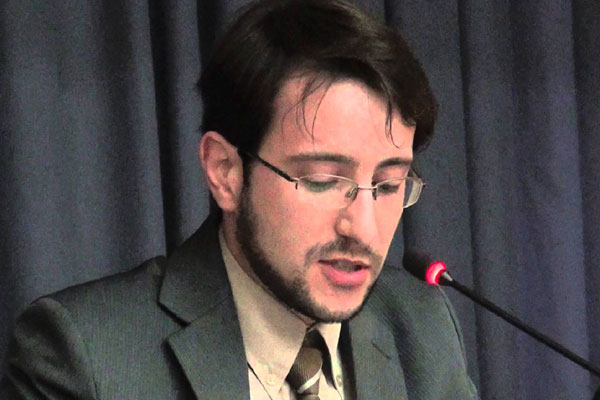 Róber Iturriet Avila - economista