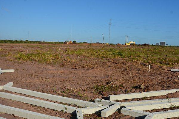 Previsão do Governo do Estado é de que as obras da cadeia pública, em Ceará-Mirim, sejam concluídas até 18 de maio do próximo ano