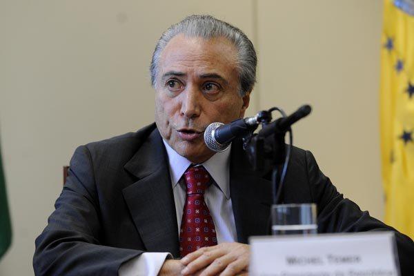 Michel Temer afirmou que presidente Dilma fica no cargo até o fim do mandato