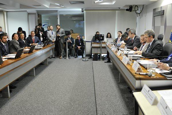 Comissão de Constituição e Justiça aprova o reajuste para os funcionário do MP Federal