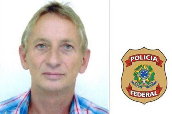 Detlef Jürgen Kreipl, de 67 anos, vivia legalmente no Brasil