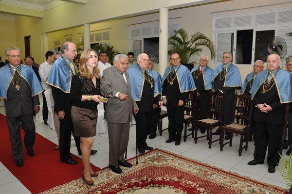 Na Academia Norte-Riograndense de Letras, Agnelo Alves era o ocupante da Cadeira 4, cujo patrono é o poeta Lourival Açucena, desde agosto de 2012