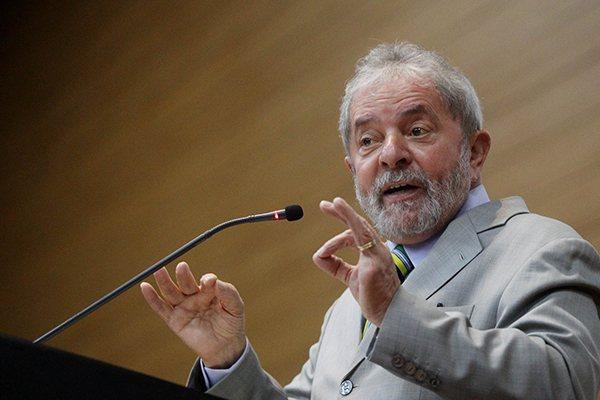 Luiz Inácio Lula da Silva pediu para o pedido ser desconsiderado