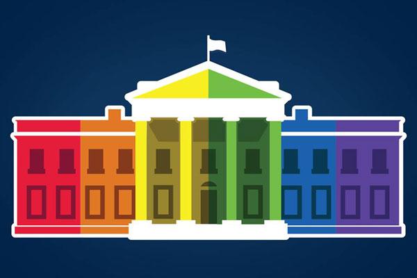 Em sua conta no Facebook, a Casa Branca comemorou a aprovação