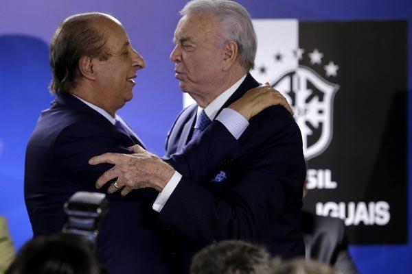 Justiça americana vai repassar ao Brasil informações sobre Del Nero e Marin