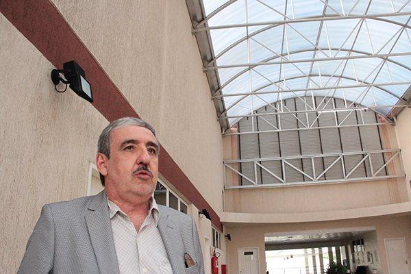 Henrique Baltazar falou sobre tentativa de assalto sofrida por seus familiares nesta terça-feira