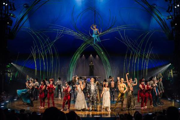 Cirque du Soleil foi fundado em 1984 e quer evitar falência