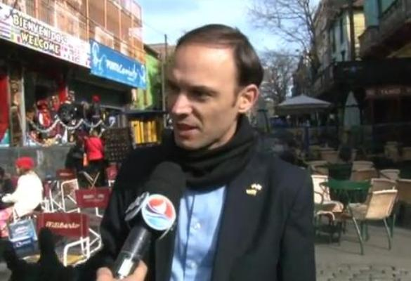 Gian Carlo Perez, supervisor do tipgroup
