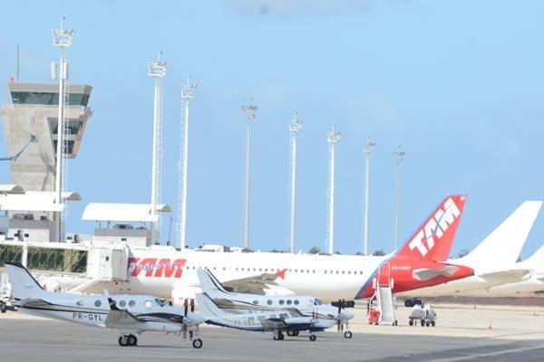 O tamanho do aeroporto e as pistas estão entre os pontos analisados pela companhia, em estudos