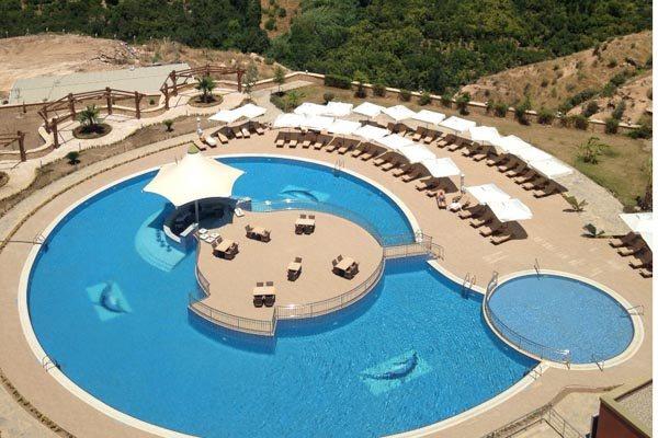 Hotel cinco estrelas em Dohuk, a poucos quilômetros de Mossul, uma das capitais do chamado Estado Islâmico