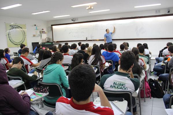 Ciências Aplicadas foi escola do RN com melhor posição no ranking nacional