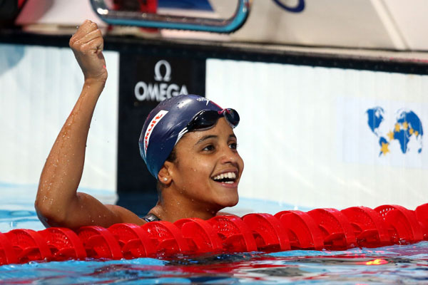 Pernambucana é a primeira brasileira a conquistar medalha em um Mundial