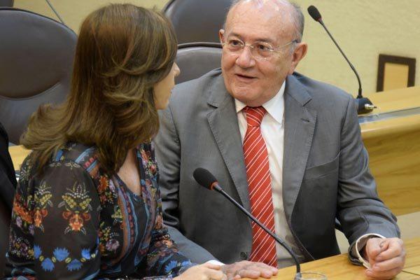 Vivaldo Costa já esteve no PL quando foi governador do RN