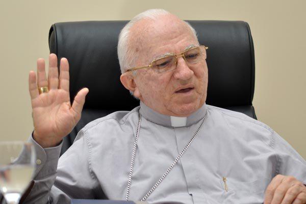 Dom Jaime Vieira da Rocha - arcebispo metropolitano de Natal