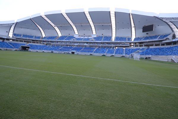A Arena das Dunas ainda estaria tentando receber outros dois jogos de clubes da Primeira Divisão