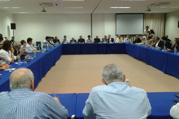 Políticos e empresários se reúnem para discutir sobre hub da LATAM