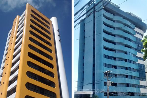 MPRN e PM cumpriram mandados de prisão em condomínios de alto padrão no bairro de Candelária, em Natal