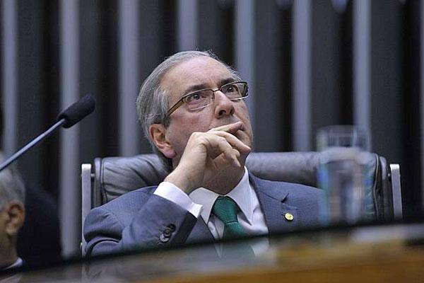 O presidente da Câmara dos Deputados foi denunciado pelo crime de corrupção