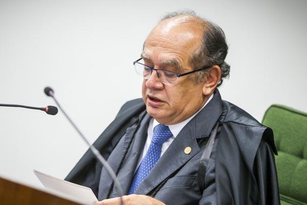 Gilmar Mendes aponta indícios de irregularidade da empresa