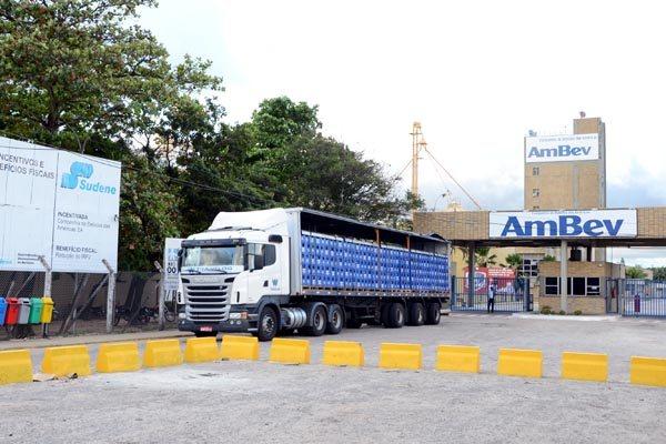 Fábrica da Ambev no RN: Indústria opera em escala de produção reduzida, segundo Sindicato