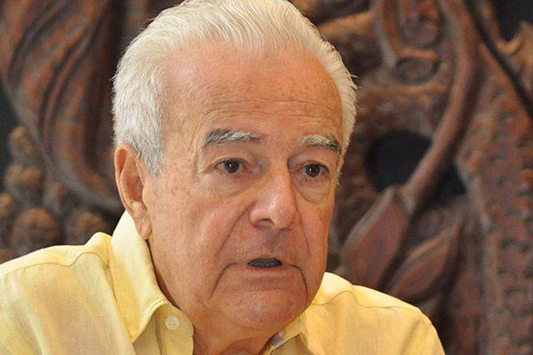 Fernando Bezerra é empresário, ex-presidente da Confederação Nacional da Indústria, ex-ministro e ex-senador