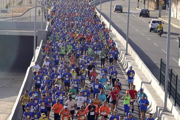Meia Maratona do Sol reúne um público bastante eclético que pode optar por percursos nas distâncias 21km, 10km e 5km