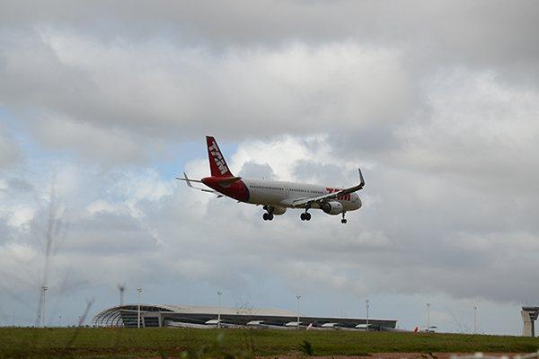 A área total do aeroporto potiguar é  três vezes maior que a do terminal pernambucano e quase doze vezes maior que a do Ceará