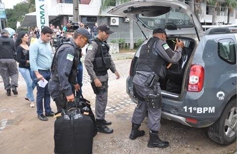 Operação Candeeiro mobilizou 26 promotores e 100 PMs