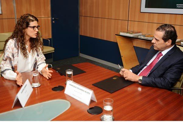 A presidente da TAM, Cláudia Sander, confirmou a apresentação dos estudos em audiência com o ministro Henrique Eduardo