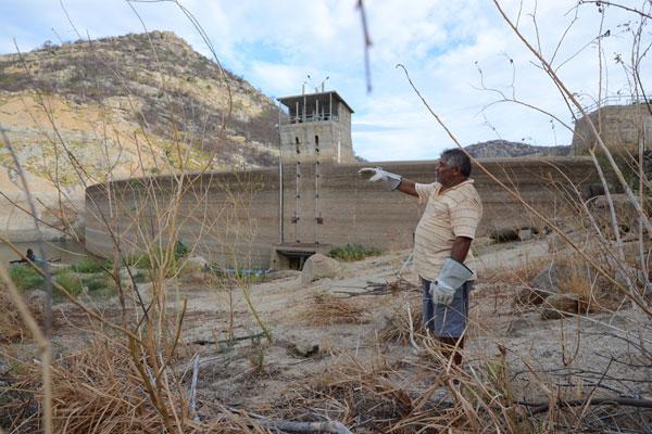 Reservatórios do Seridó estão com água chegando ao fim