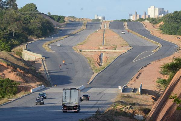 Construção dos acessos ao Aeroporto Aluízio Alves, em São Gonçalo do Amarante, depende de empréstimo do BB para conclusão