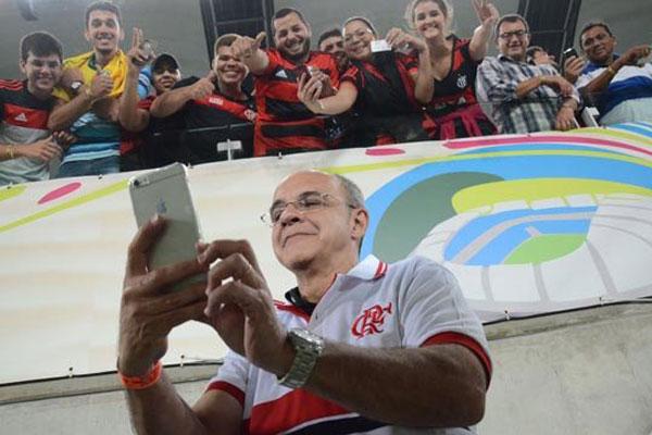 Eduardo Bandeira de Melo, presidente do Flamengo, dá passo para romper com a Federação Carioca