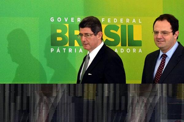 Anúncio de cortes nas despesas foi feito pelo ministro da Fazenda Joaquim Levy