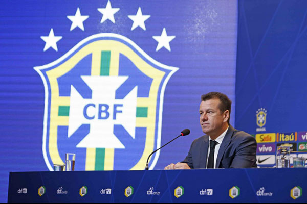 Técnico Dunga optou por não convocar o zagueiro Thiago Silva, ex-capitão da Seleção