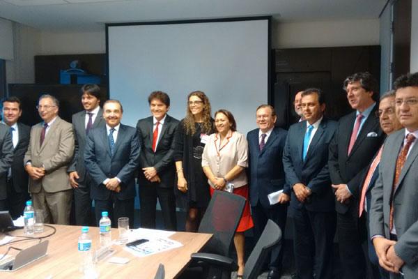 Reunião aconteceu no fim da tarde desta quinta-feira em São Paulo