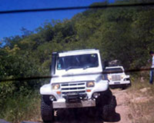 JEEP - Jipeiros do RN vão desbravar as trilhas de Jucurutu no fim de semana