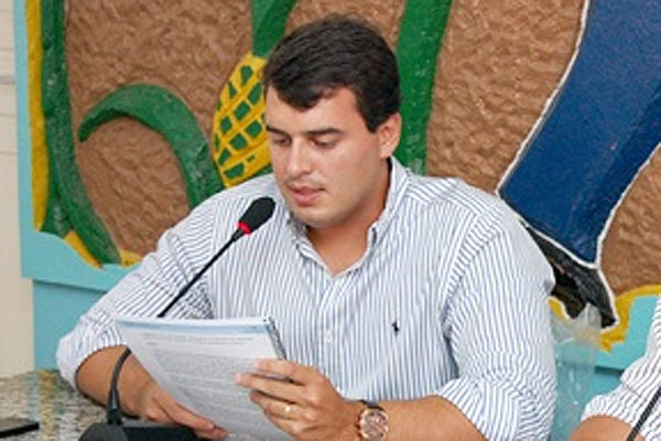 Gabinete do prefeito Bruno Patriota foi alvo de buscas