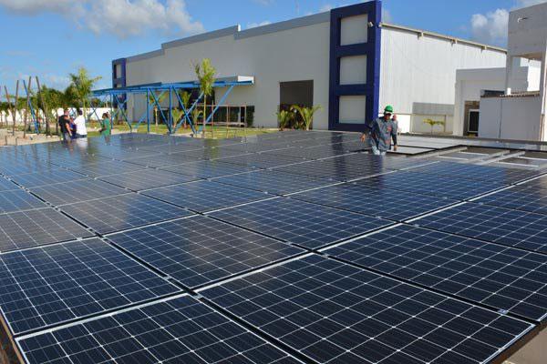 Geração de energia solar para abastecer indústria no RN: Fonte de energia também espera expansão