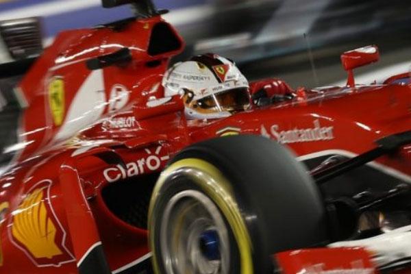 Vettel domina e fatura GP de Cingapura