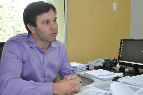 """Marcelo Toscano disse que se não houver aporte federal será preciso """"dividir o custo da seca"""""""